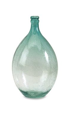 IMAX Amadour Bubble Glass Bottle