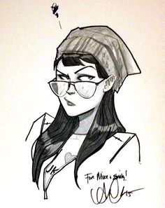 @anniewu bringing the sass in this katie-kate commision