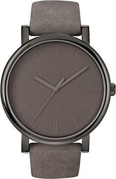 Timex Trend Damen-Armbanduhr Analog leder grauT2N795D7 Timex http://www.amazon.de/dp/B007ENHJ7S/ref=cm_sw_r_pi_dp_px-0wb0GRS85S