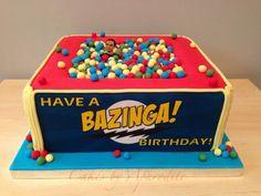 Cakes tagged big bang theory - CakesDecor