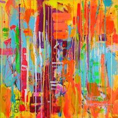 "Saatchi Art Artist Marta Zawadzka; Painting, ""Variazione"" #art"