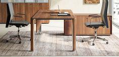 Moderne kontorborde Iulio af Las Mobili, SI design