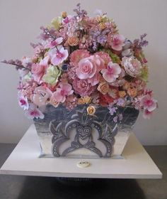 Beautiful CAKE by sylvia weinstock
