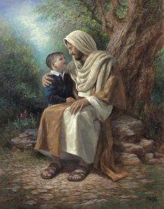 """I Will Always Love You"" - Jon McNaughton"