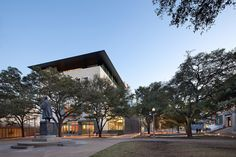 The University of Texas at Austin Student Activity Center | Overland Partners