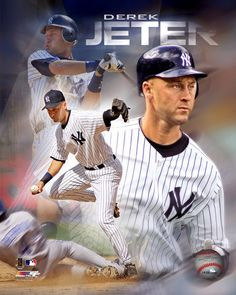 "Derek Jeter ""new York #Yankees"" Licensed Un-signed Poster Print Pic 8x10 Photo from $6.99"