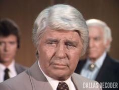 Dallas Jock Ewing   ... Dallas' Episode 74 – 'Ewing vs. Ewing' – Dallas Decoder