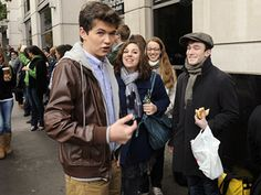 Damian McGinty - interview archives: Entertainment Weekly / 'Glee Project' casting director and winner talk what to expect in season 2. January 17, 2012