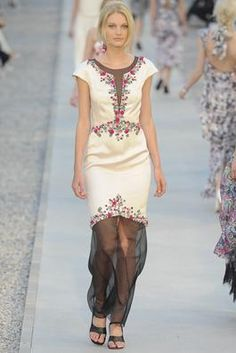 Chanel Resort 2012 Fashion Show: Complete Collection - Style.com