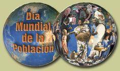 11 Julio : Día Mundial de la Población / July 11: World Population Day