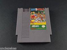 Arch Rivals NES Nintendo Entertainment System 1990