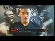 MMA Dustin Poirier believes he will dominate Michael Johnson - 'UFC Tonight'