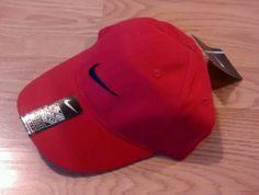 NIKE Toddler Baseball Cap Hat 2-4T 2T 3 3T 4 Red Black Swoosh Baby Boys Girl NEW - http://clothing.goshoppins.com/baby-toddler/nike-toddler-baseball-cap-hat-2-4t-2t-3-3t-4-red-black-swoosh-baby-boys-girl-new/