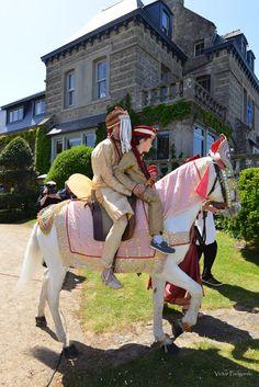 cérémonie à cheval
