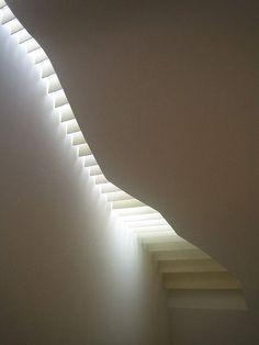 Lucernario en el Museo de Arte Contemporáneo de Düsseldorf: