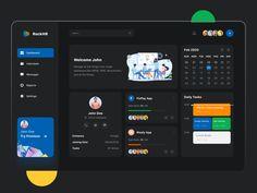 Dashboard Interface, Dashboard Design, Ui Ux Design, Android Web, Flat Ui, Ui Web, Adobe Xd, Apps, Dashboards