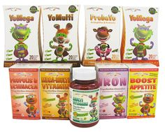 This week, www.LuckyVitamin.com is giving away fantastic, kid-friendly vitamins & supplements from Vitamin Friends! Vitamin Friends offers a perfect, all-natural