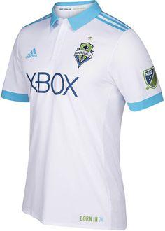 Cheap Jersey Seattle Sounders FC Away Replica Football Shirt