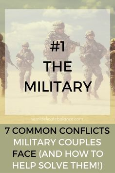 "The military is one helluva of a homewrecker. Since this is a military spouse blog, I'm going to refer to the military as a ""She"". She gets to decide where my family is. She gets to keep my husband [...]Continue Reading..."