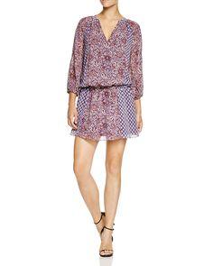 Joie Nerezza Paisley Floral Print Dress - Bloomingdale's Exclusive | Bloomingdale's