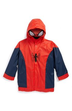 Western Chief 'Ultimate Spider-Man' Raincoat (Toddler Boys & Little Boys) available at #Nordstrom