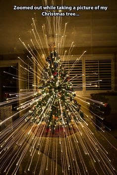 The Magic Of Christmas Captured In One Photo