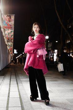 ストリートスナップ表参道 - 宮本 彩菜さん | Fashionsnap.com
