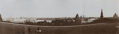 Panorama de Moscovo, Kremlin, 24-27 maio de 1913.