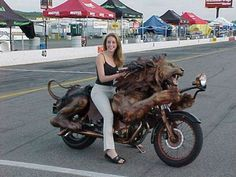 lion bike needs to be a harley Custom Street Bikes, Custom Bikes, Motorcycle Design, Motorcycle Bike, Art Beauté, Futuristic Motorcycle, Cool Motorcycles, Triumph Bikes, Motorcycle Girls