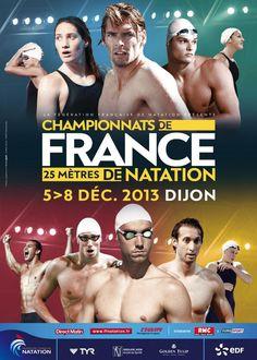 championnats France petit bassin 2013