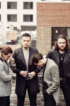 Arctic Monkeys... all grown up.
