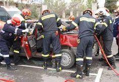 Τροχαίο στον Αυτοκινητόδρομο Λεμεσού – Λευκωσίας: Απεγκλωβισμός τραυματία από Πυροσβεστική