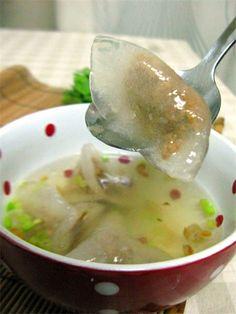 Hakka crystal dumpling #Taiwan #Hakka #food 客家水晶餃