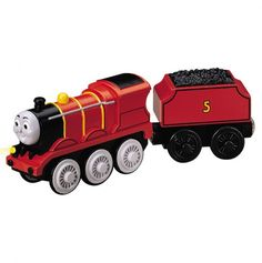 Thomas and Friends: James Battery Powered Engine - Toy Trains - Events