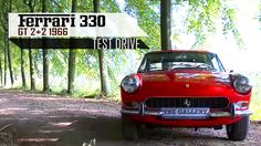 FERRARI 330 GT 2+2 1966 - V12 Sound - POV Test Drive in top gear – GoPro...