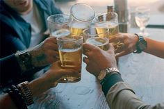 Cervezas #beer, birras #lifestyle #motorcycles #motos | caferacerpasion.com