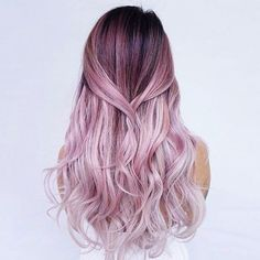 hair | short | long | hairstyles | colourful | hair colour | pink | purple