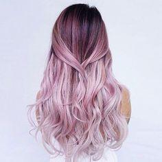 hair | short | long | hairstyles | colourful | hair colour | pink | purple
