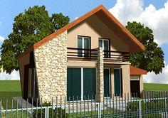 casa moderna mica