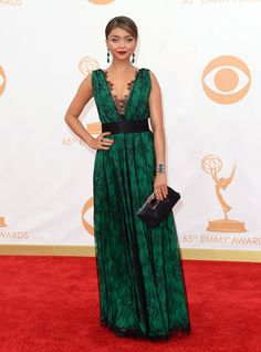 On The Scene: The 2013 Emmy Awards - The Fashion Bomb Blog : Celebrity Fashion, Fashion News, What To Wear, Runway Show Reviews
