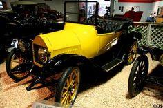 Monroe M-3 Roadster (1917) of Pontiac, MI at National Automobile Museum. Reno, NV