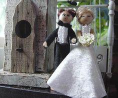 Idea for a Wedding Shower Decoration