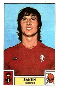 nello Santin, giocatore di grande esperienza, giocò nel Milan dal 1963 al 1970 vincendo la Coppa Italia nel 1967, il Campionato nel 1967-68, la Coppa delle Coppe nel 1968, la coppa dei Campioni e la Coppa Intercontinentale nel 1969. Oltre allo scudetto con il Toro nel 1975-76.