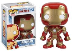 IRON MAN cabezon PVC 17cm de Funko MARVEL