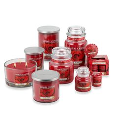 Yankee Candle-True Rose