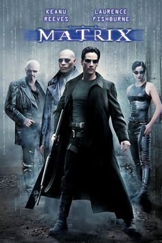 """The Matrix"" An ingenious combination of Hong Kong action, ground-breaking Hollywood FX, and an imaginative vision."