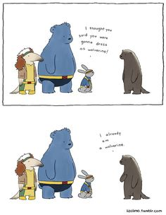tastefullyoffensive: by lizclimo