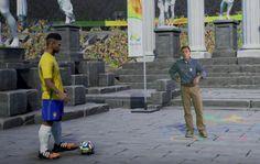Neymar usa chuteira do concorrente em vacilo digital da Globo | Revista Styllus