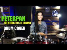 Peterpan - Menghapus Jejakmu Drum Cover by Nur Amira Syahira Drum Cover, Drums, Princess, Percussion, Drum, Drum Kit, Princesses