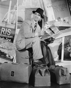 Cary Grant in a publicity still forHoliday, ca. 1938.
